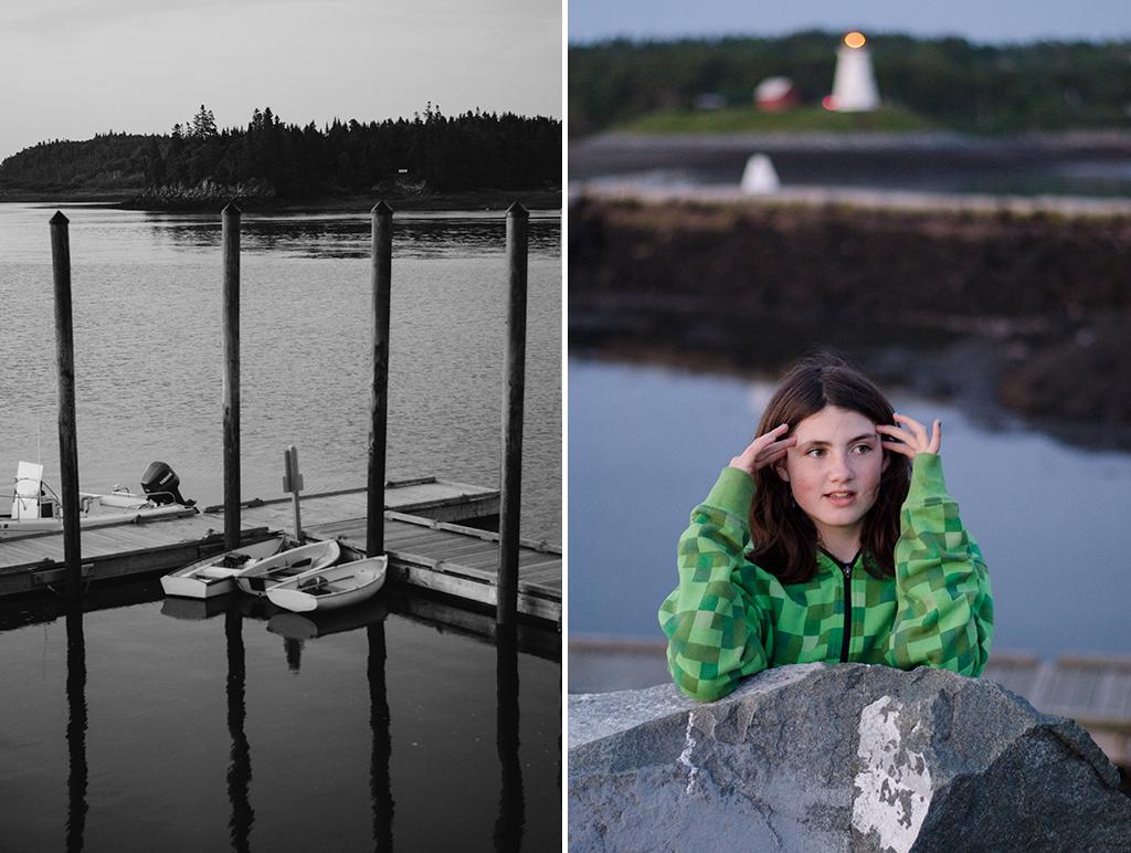 Lubec, Maine 2015 collage 5