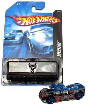 Mattel Mistery car 2007