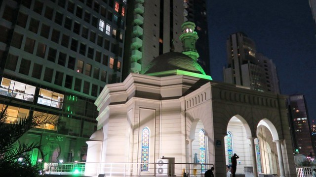 masjid ali bin murshid outside