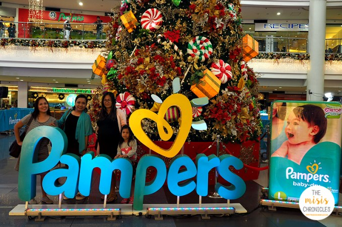 kumare bloggers at pampers event