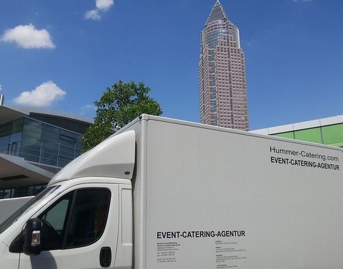 Messe Catering Köln, Frankfurt, Düsseldorf