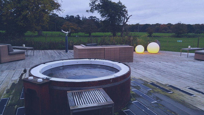 Bath House Spa at New Park Hotel