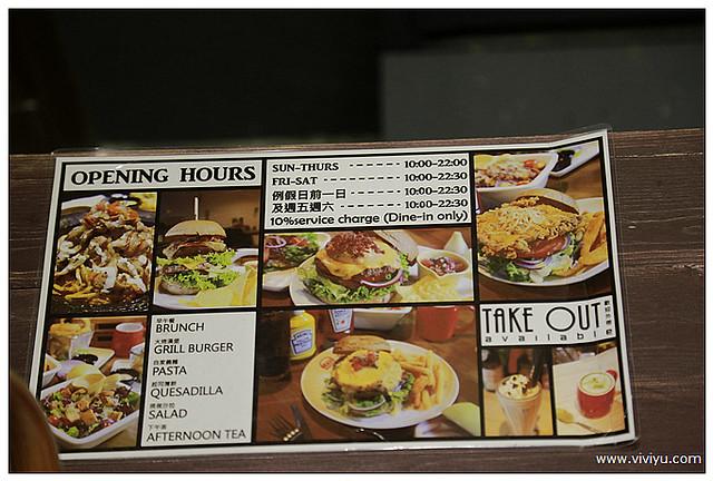 """[林口美食]發福廚房(林口店)~超人氣""""花生醬牛肉堡""""吃了不發福也難!『昕境廣場』早午餐.汽泡飲料無限續杯 @VIVIYU小世界"""