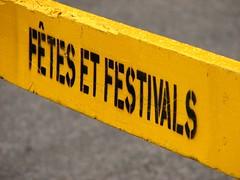 Fetes et festival