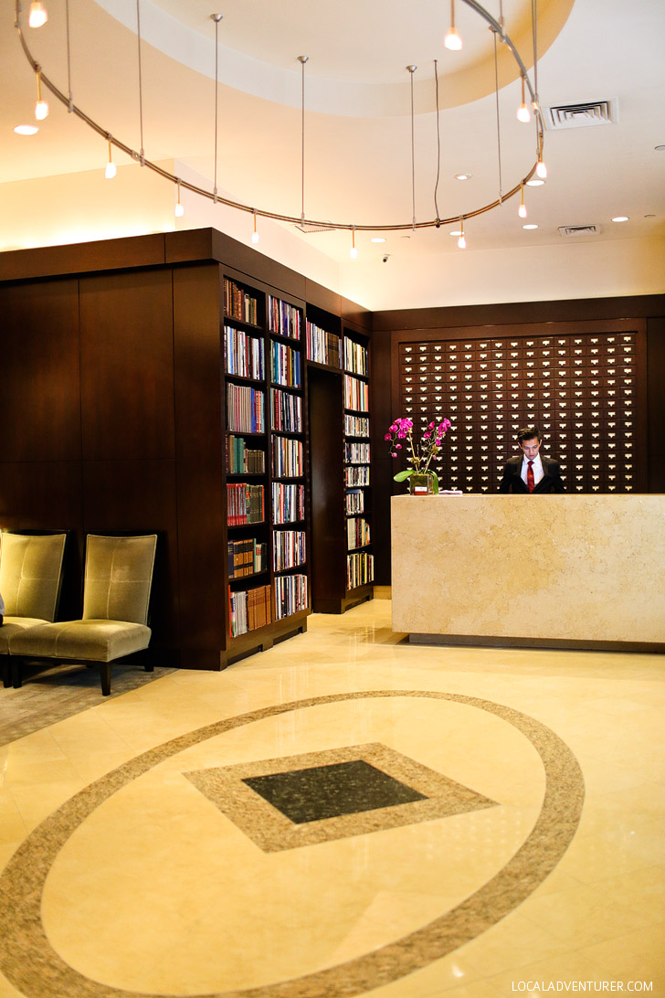 A Book Lover's Dream at The Library Hotel NYC