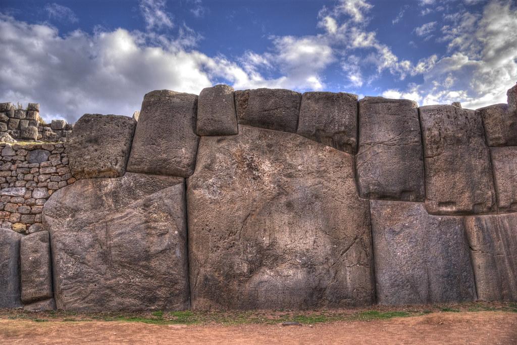 Muros Cicl 243 Peos Cyclopean Walls Se Llama Construcci 243 N Ci Flickr