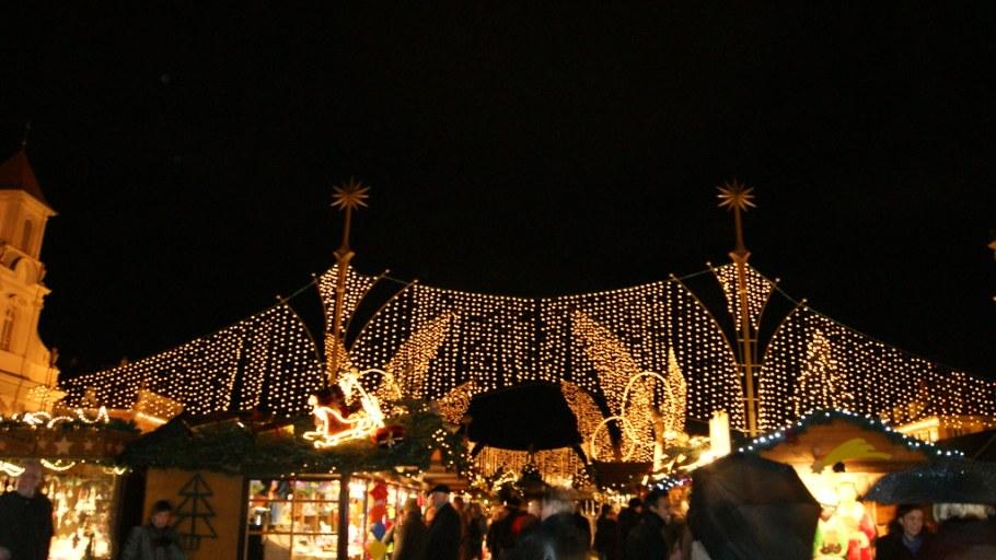 2011-12-12 Weihnachtsmarktsingen, Ludwigsburg