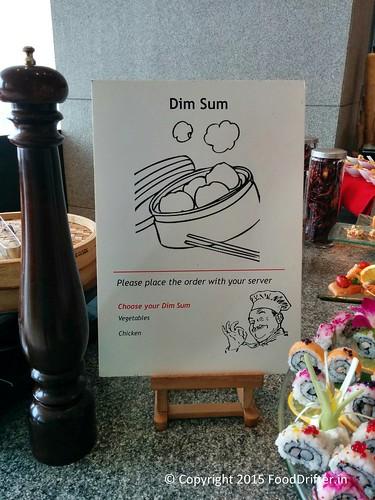Dimsum To Order