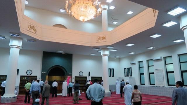Ateeq Bin Raashid inside
