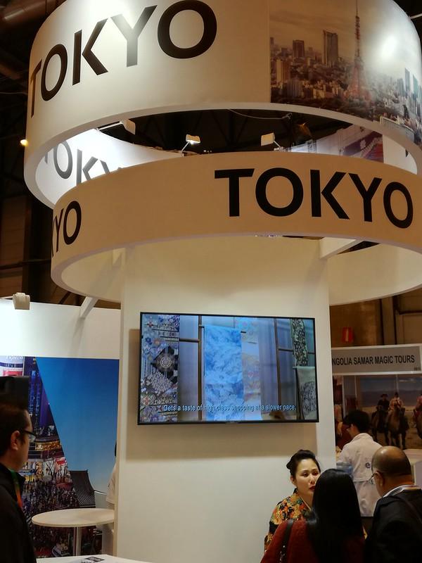 Stand de Tokyô