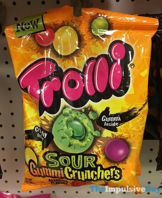 Trolli Sour Gummi Crunchers