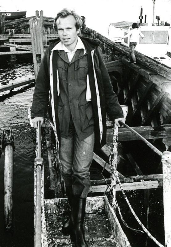 1985 прогулка на Одиссее в Ялгубу
