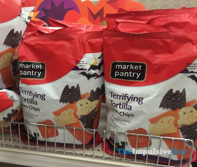 Market Pantry Terrifying Tortilla Corn Chips