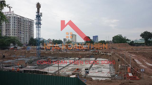 Cập nhật tiến độ xây dựng ở dự án CityLand Park Hills quận Gò Vấp