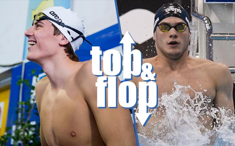 il Top & Flop del nuoto: gioie e dolori azzurri