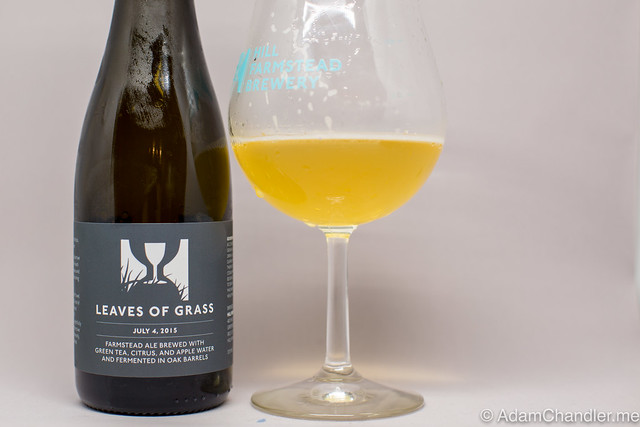 Hill Farmstead Leaves of Grass - July 4th, 2015