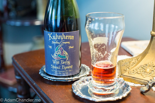 Kuhnhenn Wildberry Shiraz Pyment