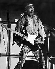 Jimi Hendrix - live - Sunday, June 1, 1969 - Waikiki Shell, Hawaii by Belltown