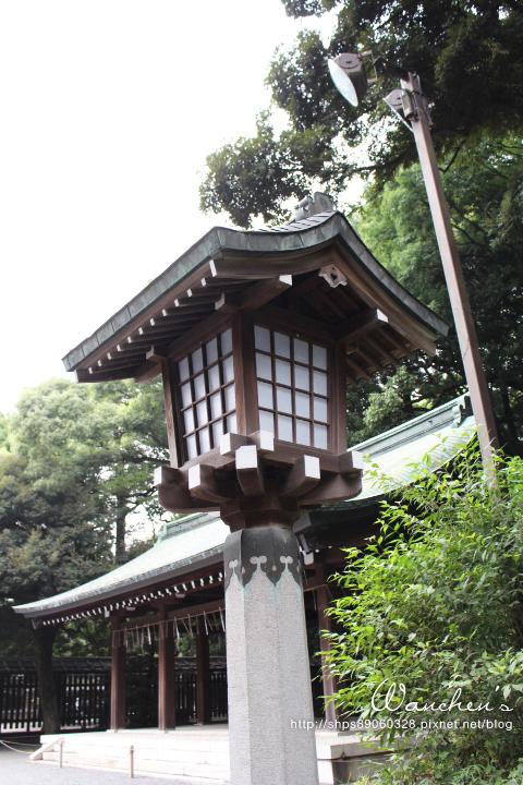 東京景點推薦 明治神宮