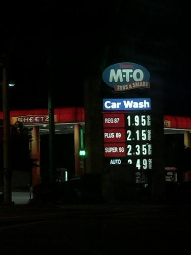 Salem Gas Prices 2015-08-27
