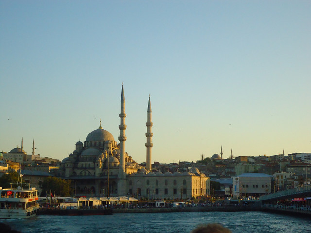 Las mejores puestas de sol: Estambul