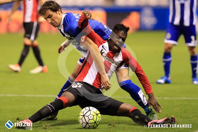 Deportivo -  At  Bilbao FFG 017