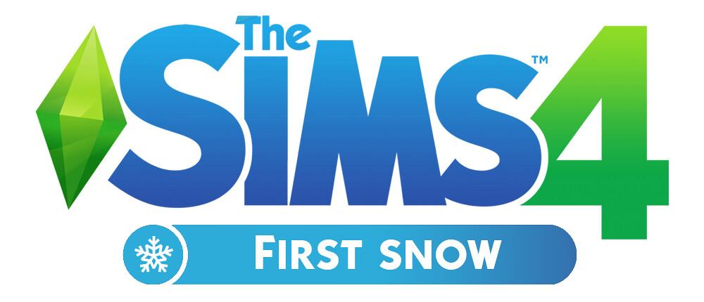 """Les Sims 4 """"First snow"""" est disponible"""