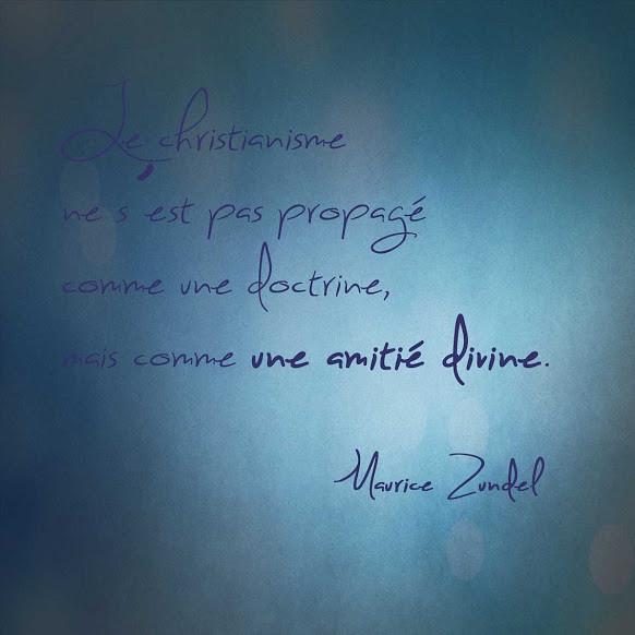une-amitie-divine