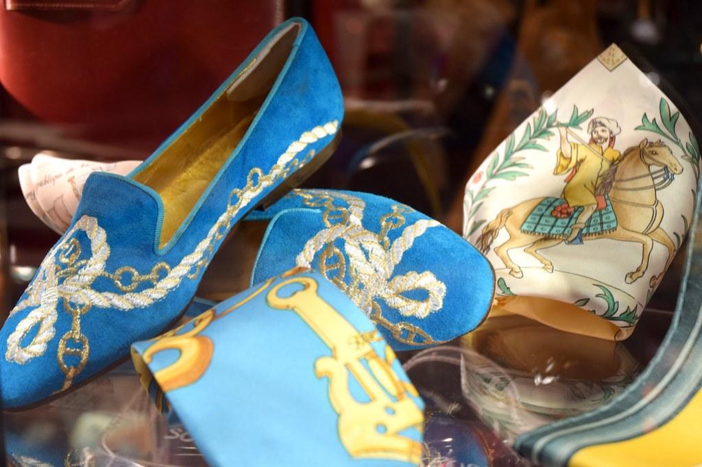 Hermès shoes