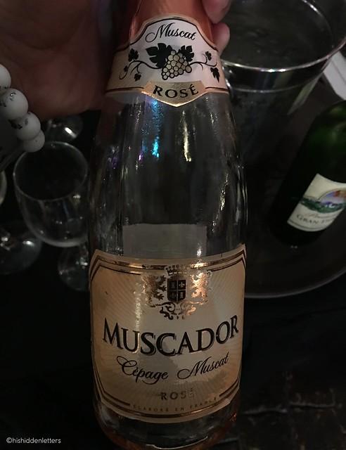 muscador bottle