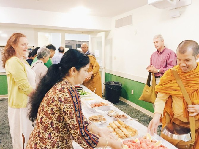 11th Annual Day Retreat with Ajahn Tiradhammo