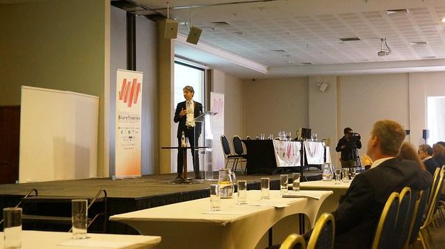 Sesiones orales Congreso Biorrefinerías 2015