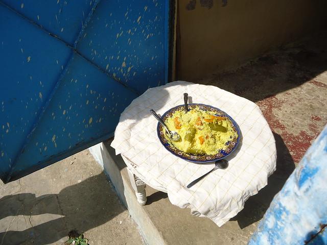 Un couscous en Larache