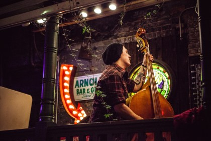 Arlo McKinley & The Lonesome Sound