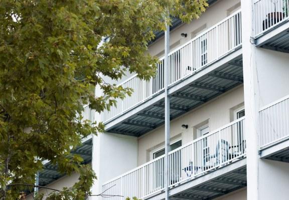 Sydney Arms Apartments in Saint John