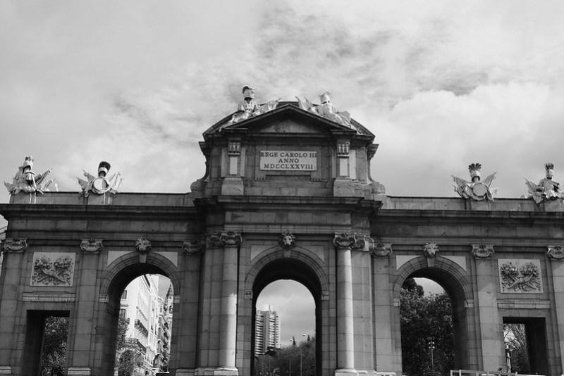 La Puerta de Alcalá
