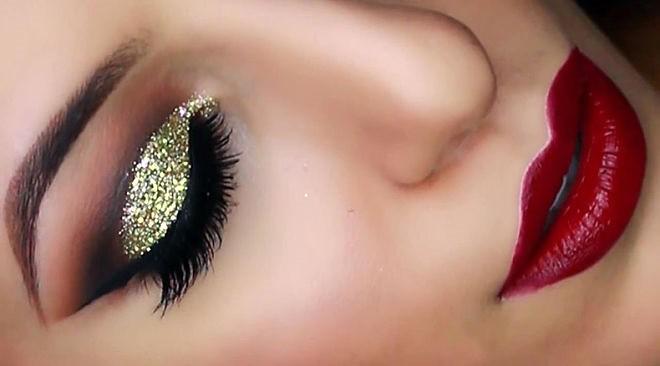 trucos de maquillaje para nochevieja 2