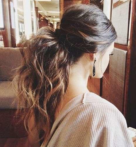 Peinados Semirecogidos 3