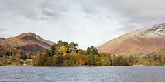 #Grasmere lake in autumn