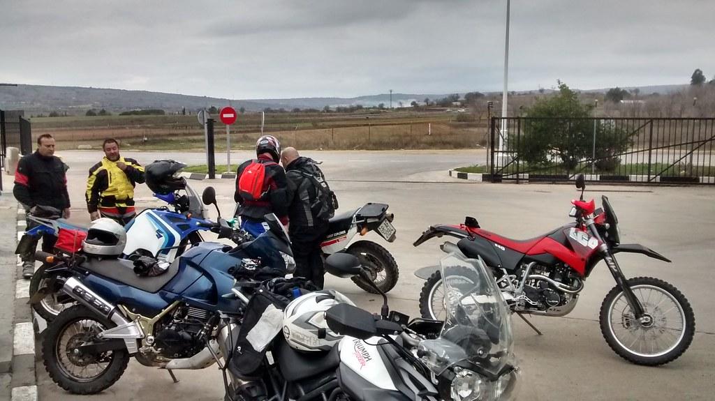 Trail Guadalajara gasolinera 12/2015