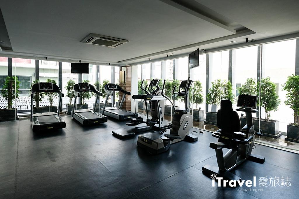 曼谷公寓酒店 Qiss公寓毕里斯 Qiss Residence by Bliston 62