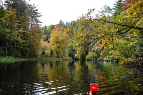 Cascade Lake and Hooker Falls-8