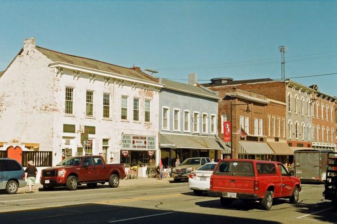Downtown Cambridge City