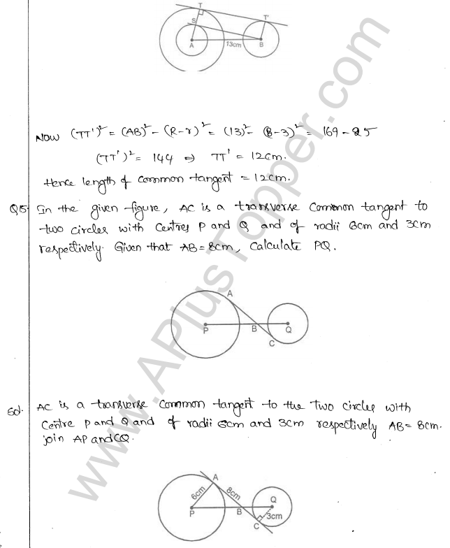 ml-aggarwal-icse-solutions-for-class-10-maths-chapter-16-circles-90