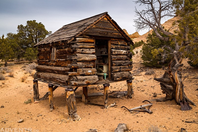 Kofford Cabin