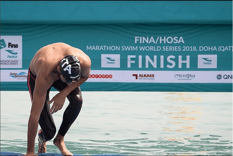 L'italiana Microplus partner FINA per la Marathon Swim World Series