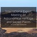 Astronomical Heritage and Sacred Places