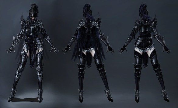 Black Desert Online - Russian Goth