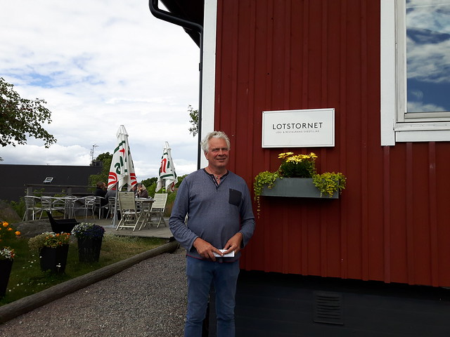 Landsort Sweden