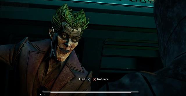 Batman Nepřítel v epizodě 5 - Joker a Batman přátelé